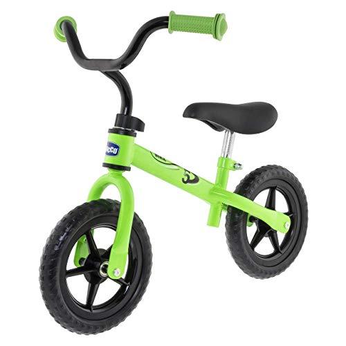Chicco First Bike Green Rocket Bicicletta Senza Pedali