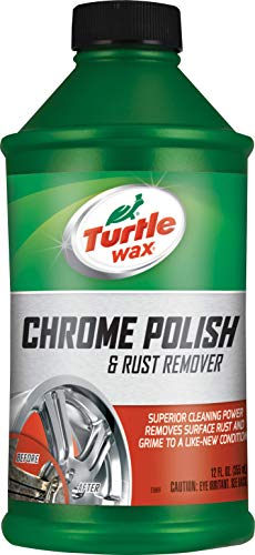 4. Turtle Wax T-280RA Chrome Polish and Rust Remover