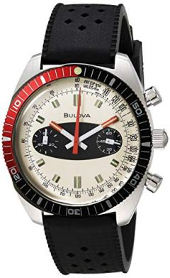 Bulova Archive Series: Surfboard Chronograph A - 98A252 Black One Size