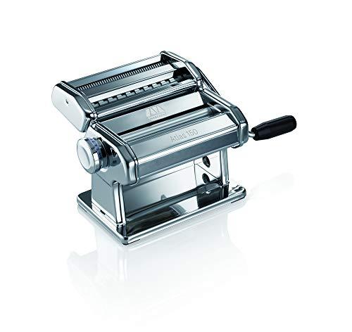 Marcato Classic Atlas AT-150-CLS Macchina per la Pasta in Casa (lasagne/fettuccine/tagliolini),...