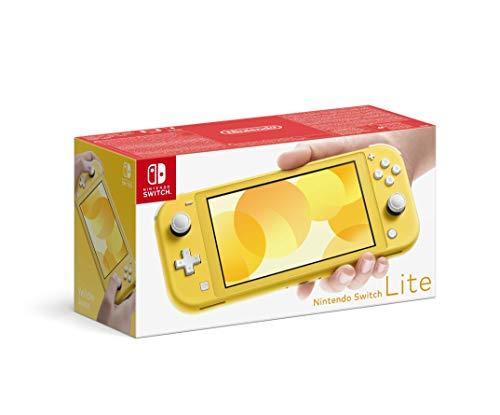 Nintendo Switch Lite, Standard, gelb