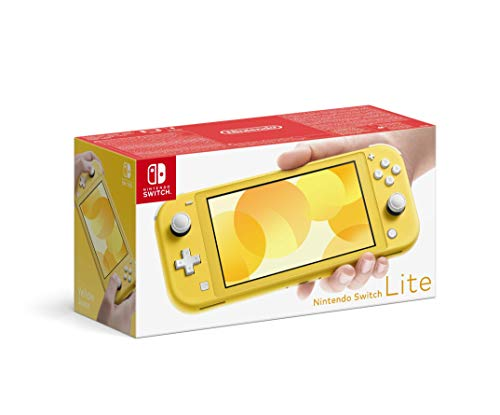 Get the new Nintendo Switch Lite for less than 200 euros at Amazon and FNAC with free shipping