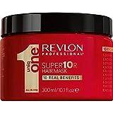 REVLON PROFESSIONAL Uniqone Super Masque pour Cheveux Secs/Très Secs/Abimés 10...