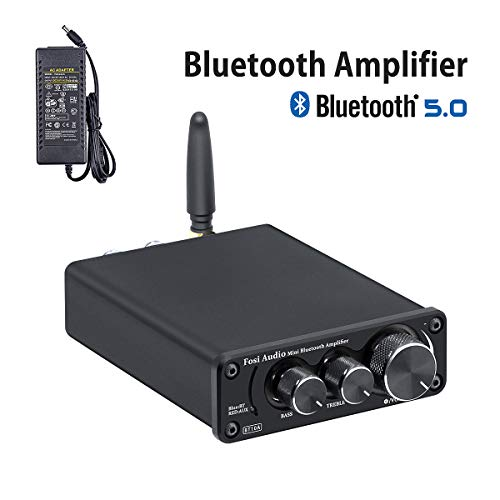 [2020 Upgraded] Bluetooth 5.0 Stereo...