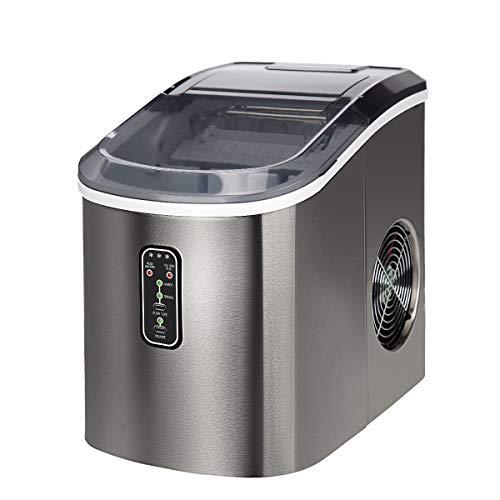 Euhomy Countertop Ice Maker Machine