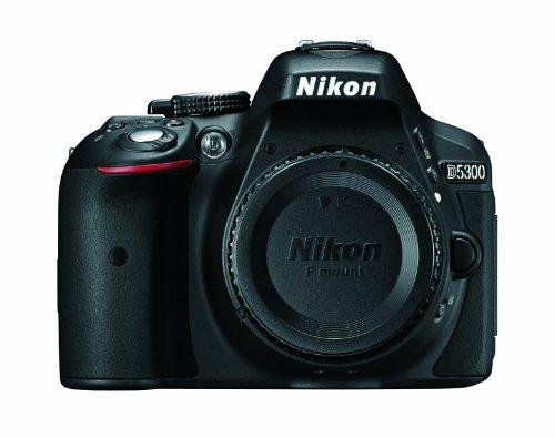 Nikon D5300 24.2 MP CMOS Digital SLR Camera with Built-in...