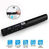 Scanner de documents portable AOZBZ scanner d'images portable USB 900DPI...