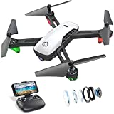 SANROCK U52 Drone con Telecamera 1080P HD Drone Professionale,...
