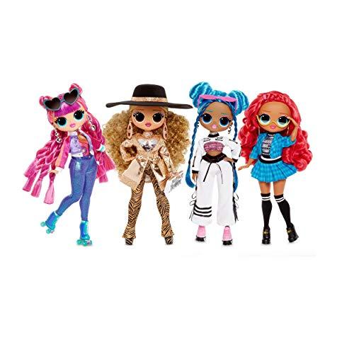 Image 1 - LOL Surprise Poupées mannequins collectionnables pour filles – Avec 20 surprises et accessoires - Class Prez - OMG Series 3