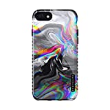 iPhone 8 & iPhone 7 & iPhone SE [2020 Released] case Marble, Akna Collection Flexible Silicon Cover for iPhone 8 & iPhone 7 & iPhone SE [2020 Released] (893-U.S)
