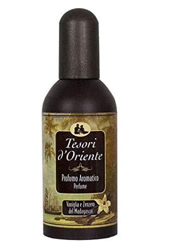 Tesori Oriente. Perfume de vainilla y jengibre 100 ml