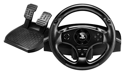 Thrustmaster T80 Racing Wheel (Volante PS4/PS3 - Licencia Oficial Playstation)