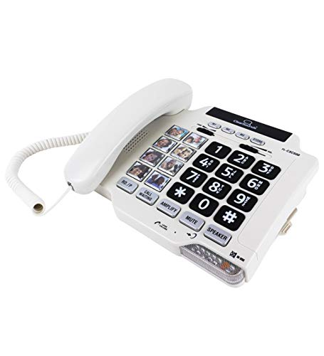 Clear Sounds CSC500 Amplified Landline Phone with Speakerphone
