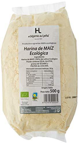 HORNO DE L HARINA DE MAIZ ECO 500 gr