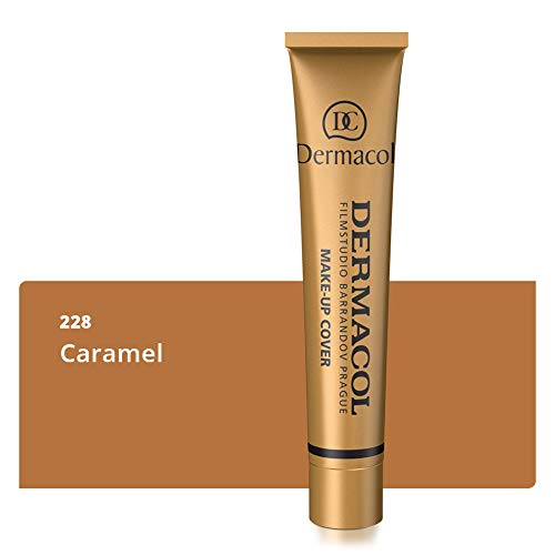 Dermacol DC Base Makeup Cover Total | Maquillaje Corrector W