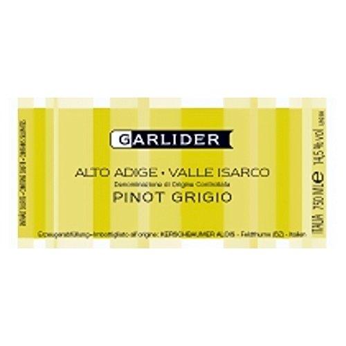 Pinot Grigio Valle Isarco - 2018 - Tenuta Garlider Christian Kerschbaumer