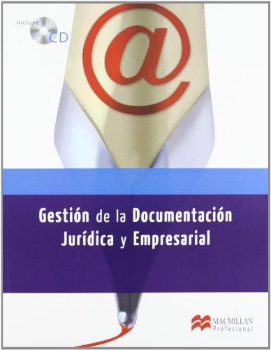 GESTION DOC JURID Y EMPRES 2012 Lib Cast (Administració y Finanzas)