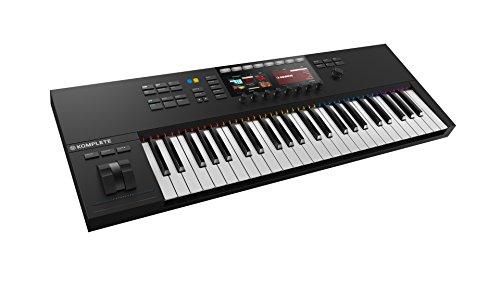 Native Instruments Komplete Kontrol S49 Mk2 Keyboard