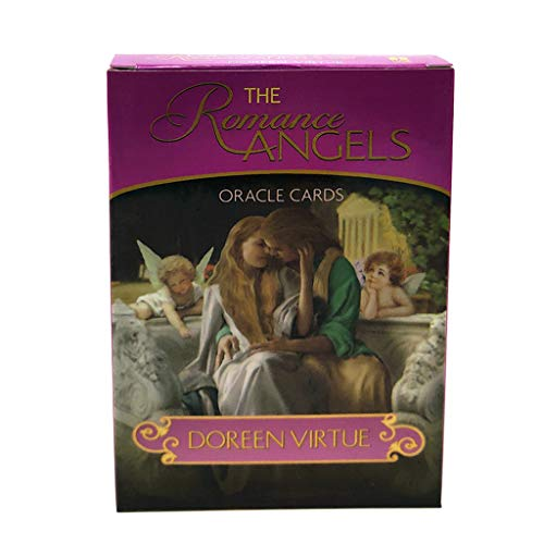 Scwopeuer The Romance Angels Oracle Cards English Version...