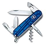 Victorinox Taschenmesser Spartan (12 Funktionen, Klinge, Korkenzieher, Dosenöffner, Kapselheber, Pinzette)
