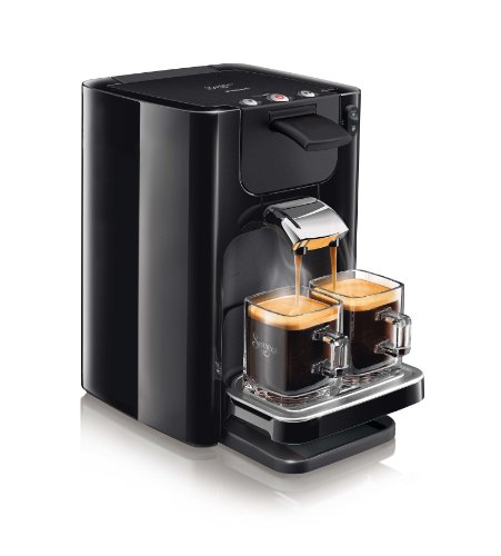 Philips HD7866/61 SENSEO Quadrante Machine à Dosette Noir