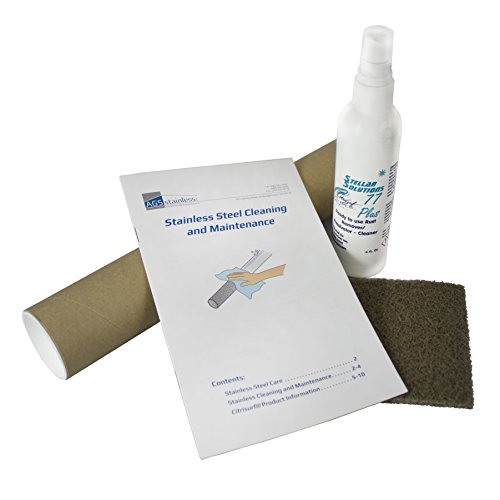 9. Cleaning and Maintenance, Passivating Kit for Stainless Steel Railing Systems