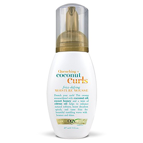 OGX Quenching + Coconut Curls Frizz-Defying...