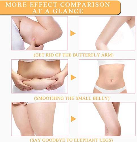 Anti Cellulite Cream,Slim Cream,Hot Cream,Break Down Fat Tissue,Tightens & Moisturizes Skin,Slim Body Cream for Shaping Waist, Abdomen and Buttocks 4
