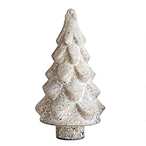 "From the Cream Christmas Collection Item Length: 8. 0"" Item Width: 8. 0"" Item Height: 14"""
