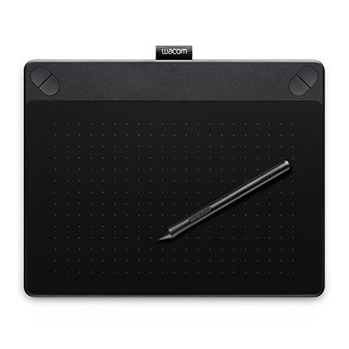 ワコム Wacom Intuos 3D ペンタブレット 3D制作モデル ブラック 3D モデリングソフト ZBrush Core (64bit) ...