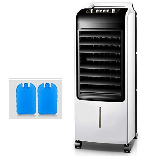 ACEWD Climatiseur Mobile sans Evacuation, Climatiseur Mobile Silencieux, Refroidisseur d'air, 3 Vitesses Réglables, Réservoir d'eau 7L, pour Le Bureau À Domicile pour Les Enfants