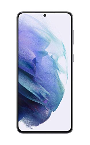 Samsung Galaxy S21+ Plus 5G   Factory Unlocked Android Cell Phone   US Version 5G Smartphone   Pro-Grade Camera, 8K Video, 64MP High Res   128GB, Phantom Silver