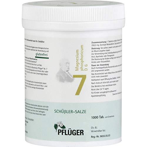 Biochemie Pflüger 7 Magnesium phosphoricum D 6 Tabletten