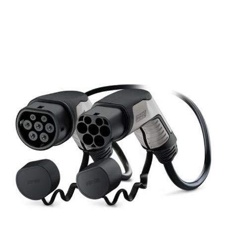 Phoenix Contact Mobile EV-T2G3PC #1623508 3AC20A-4,0M2,5ESBK01 - Cable de carga para e-Mobility 4055626177892
