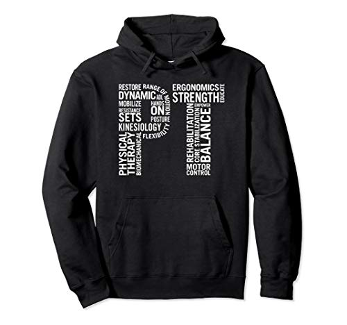 Physical Therapy Hoodie PT Month Physical Therapist Gift