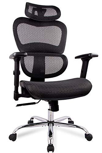 Office Chair, Ergonomics Mesh Chair Computer...