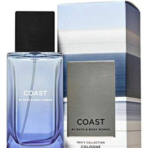 Bath and Body Works Coast Men's Cologne Fragrance Spray 3.4 Ounce