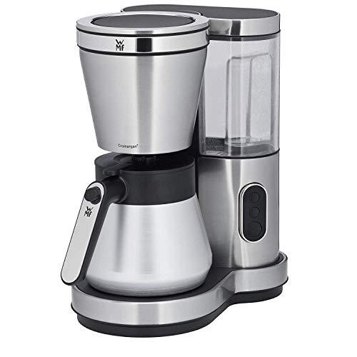 WMF Lono Aroma - Macchina da caffè con filtro a caraffa termica, 8 tazze, con filtro girevole, serbatoio dell'acqua rimovibile, spegnimento automatico, 800 W