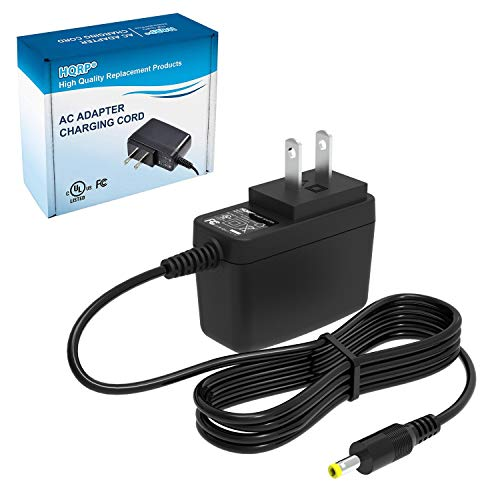 HQRP AC Power Adapter Works with Omron Healthcare 5 Series / 7 Series / 10 Series/Silver/Gold/Platinum Upper Arm Blood Pressure Monitor Plus HQRP Euro Plug Adapter