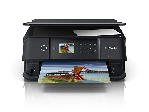 Epson Expression Premium XP-6100 Stampante Multifunzionale Wireless, Compatta, Stampa, Scansione,...
