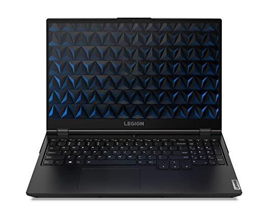 "Lenovo Legion 5 - Portátil Gaming 15.6"" FullHD 120Hz (AMD Ryzen 7-4800H, 16GB RAM, 512GB SSD, NVIDIA RTX2060-6GB, Sin Sistema Operativo), Negro - Teclado QWERTY Español"