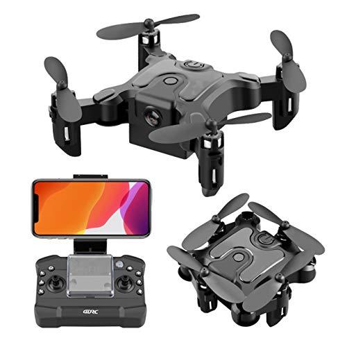 Mini Drone 2.4G WiFi Camra Video 1080p FPV HD Telecamera Telecomando Quadcopter Droni Profissionali Mini RC 10 Minuti Drone Camera