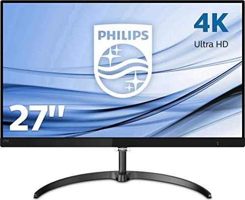 Philips 276E8VJSB Monitor 27',  IPS 4K UHD (3840 x 2160), 2 HDMI, Display Port, Nero