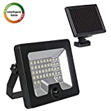 Westinghouse Security Light 1000 Lumens Solar Lights Outdoor Motion Sensor Flood Light 40 LED Easy to Install IPX4 Waterproof Solar Light for Front Door,Patios,Garages, Porches