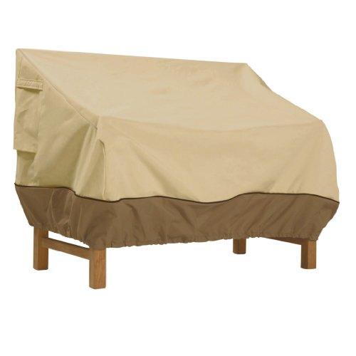 Classic Accessories Veranda Patio Bench Cover, Small