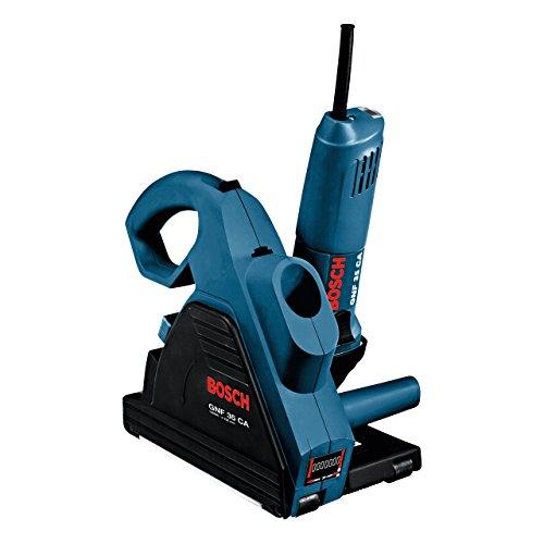 Bosch Professional Rainureuse à béton Filaire GNF 35 CA (1400 W 9300 tours/min, Ø de Meule 150 mm, Coffret)