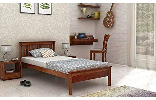 MALINA Honey Single Bed 82x40x35 inches (LxWxH)