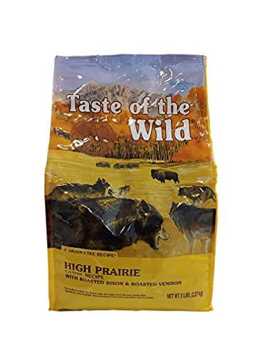 Taste of the Wild Dry Dog Food With Roasted Bison...