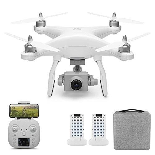 Wpond Drone WLtoys XK X1 Drone GPS 5G Wifi FPV Drone con videocamera Quadricottero cardanico stabilizzatore a 2 assi 1080P (tempo di volo di 17 minuti) Batteria normativa USA 2