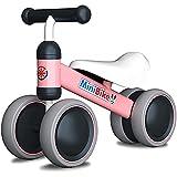 YGJT Vélo sans Pédales 1 an Vélo Bébé 10-18 Mois Draisienne Bébé Jeux...